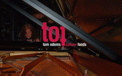 TOF Award – Tom Odems Cultuurfonds